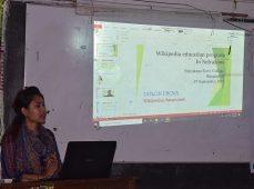 উইকিপিডিয়ার শিক্ষা কার্যক্রমে নেত্রকোনা জেলার অভিজ্ঞতা